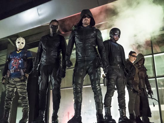 4 Ways 'Arrow' Won Back Its Fandom in Season 5