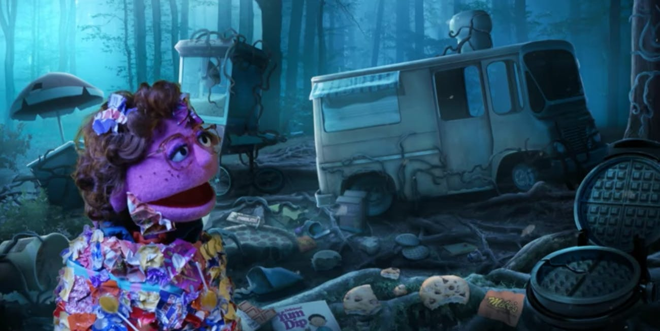 Not even Muppet Barb gets any justice, but at least she's still alive.