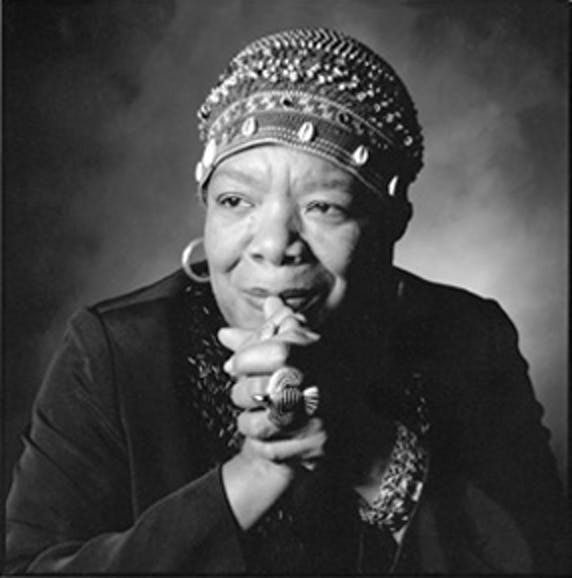 My Heroes - Maya Angelou connected with countless people through her powerful poetry