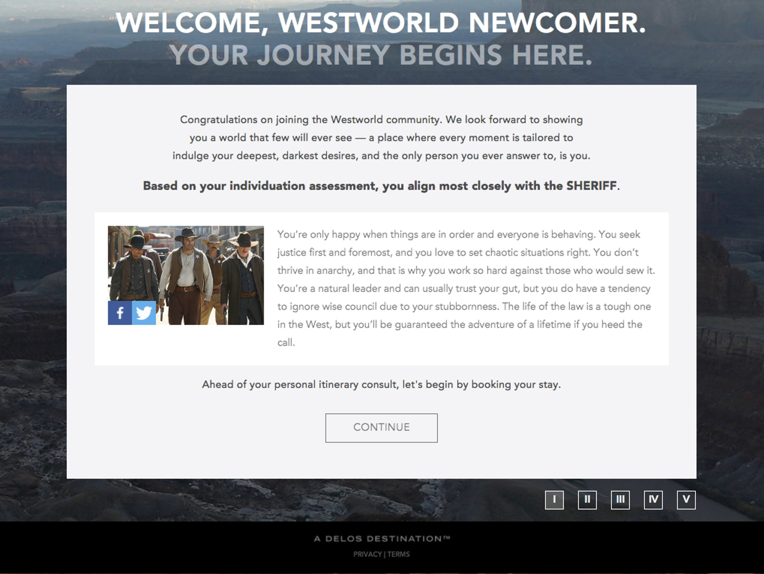 DiscoverWestworld profile