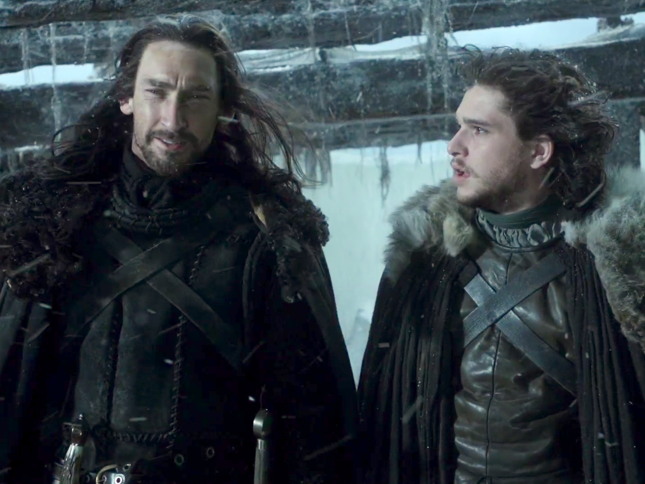 Jon Snow's Parents on 'GoT' Probably Met the Way Fans Thought