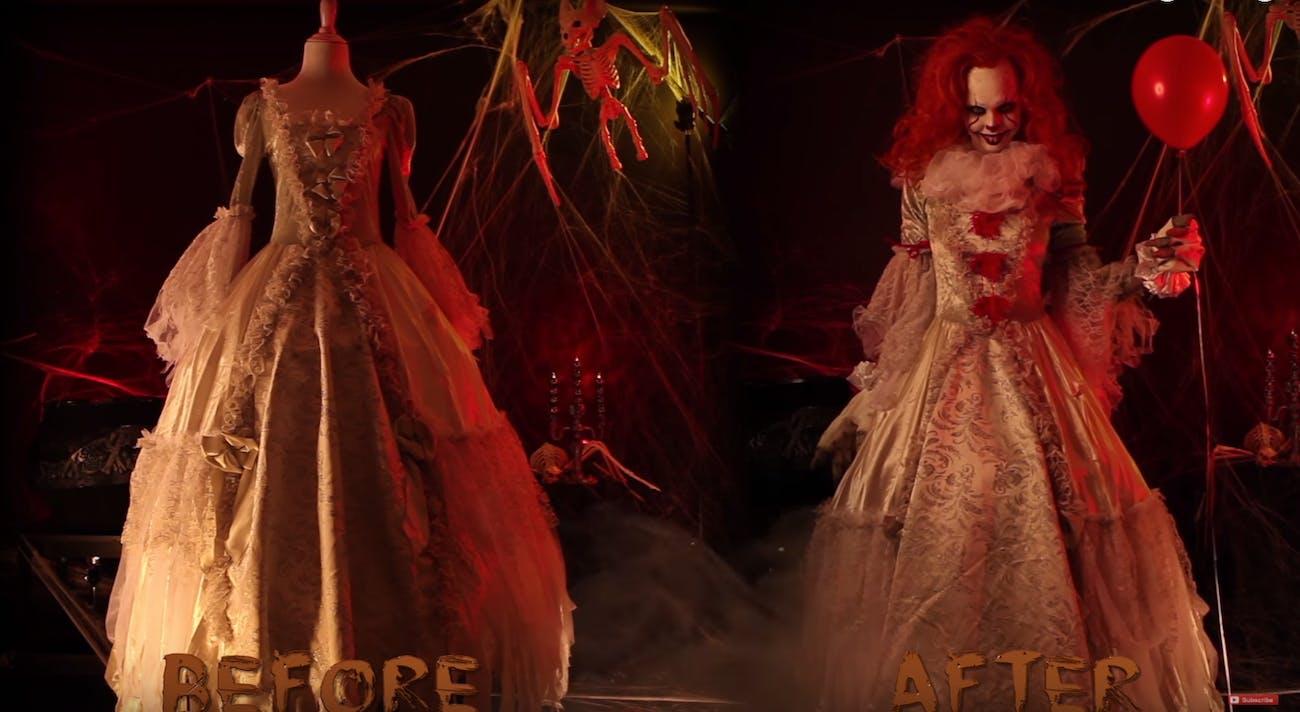 Cosplay Halloween Pennywise