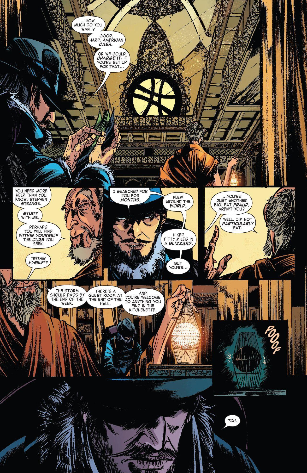 From 'Doctor Strange: Season One' #1