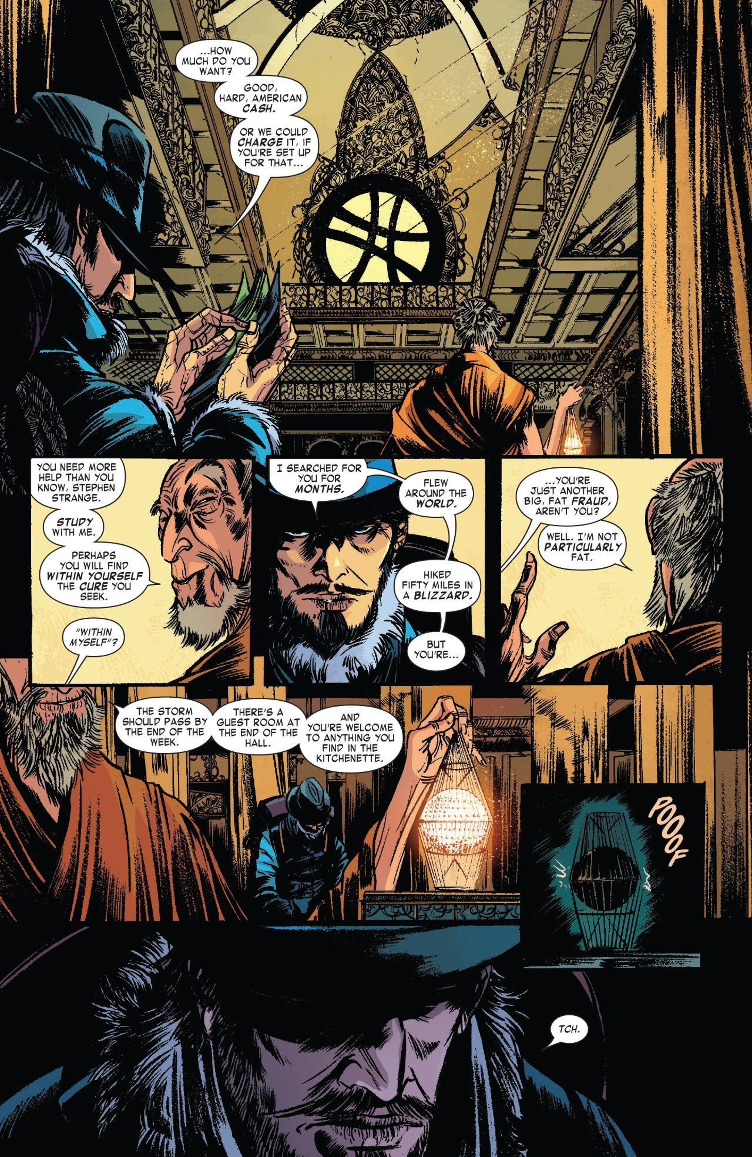 From 'Doctor Strange: Season One' #1