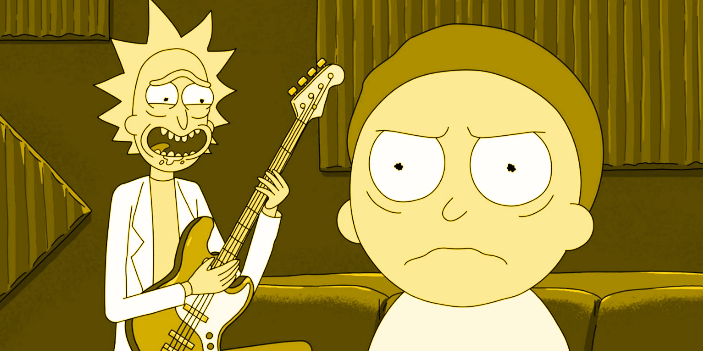 """'Rick and Morty' """"Get Schwifty"""""""