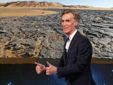 How to Shut Down Flat-Earthers, According to Bill Nye