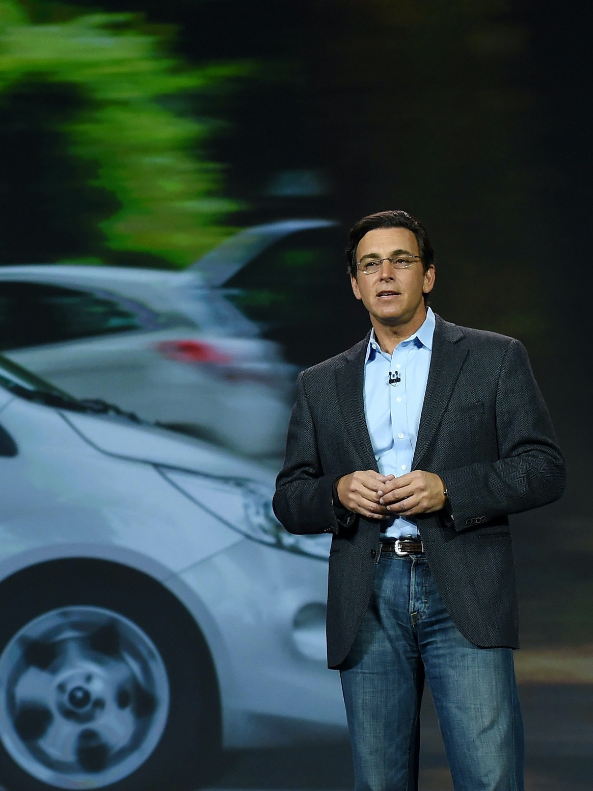 Ford wants a hybrid electric autonomous vehicle on the roads by 2021