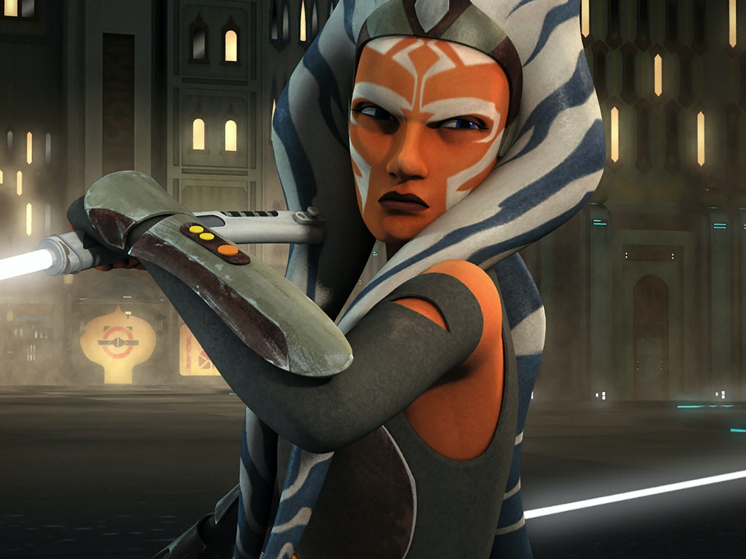 Ahsoka's New Lightsabers on 'Rebels' Are Stolen Sith Blades