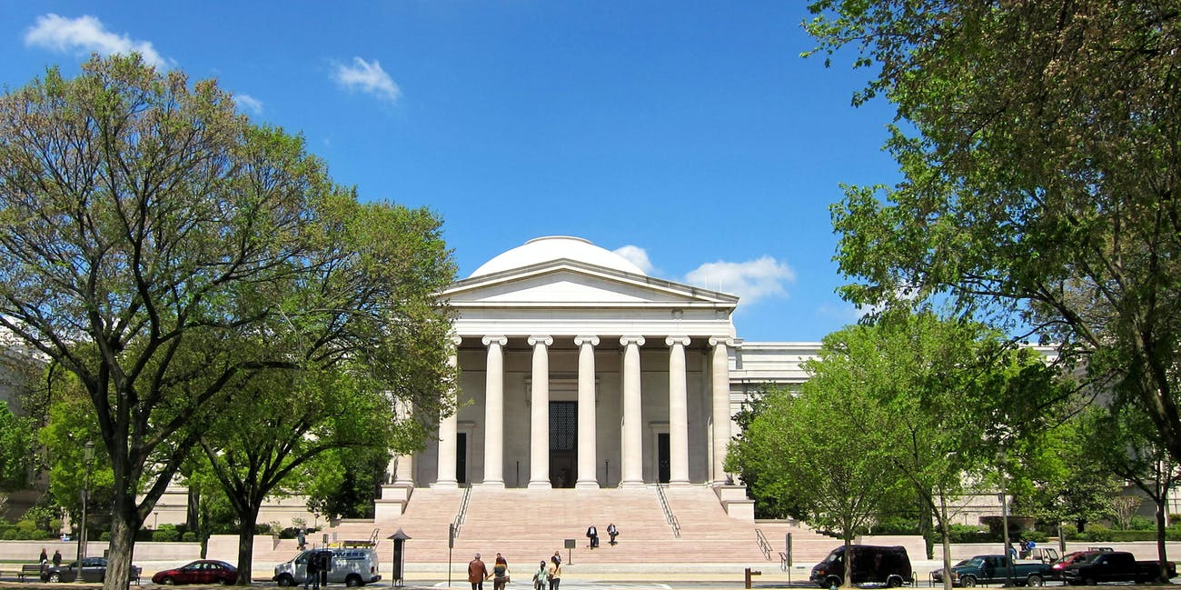 The National Gallery of Art