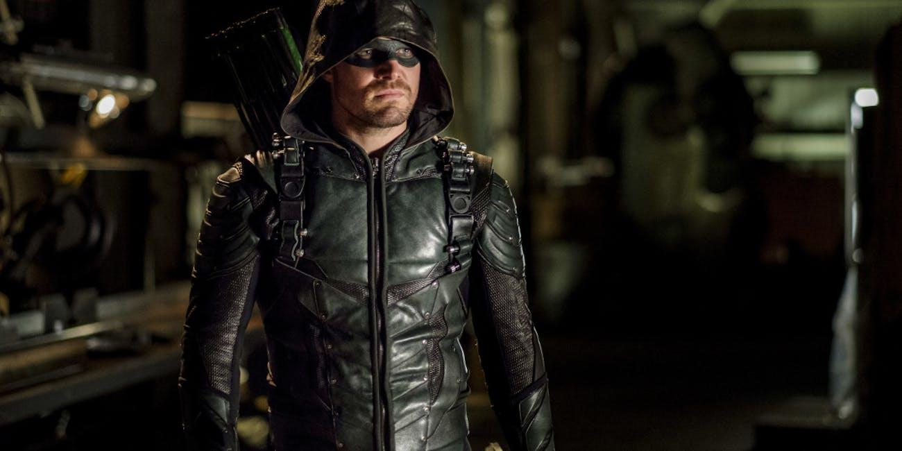 Green Arrow CW Arrowverse