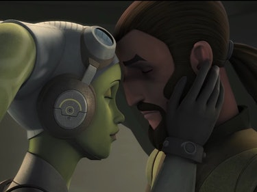 "'Star Wars Rebels' Trailer Teases an ""Unimaginable Ending"""