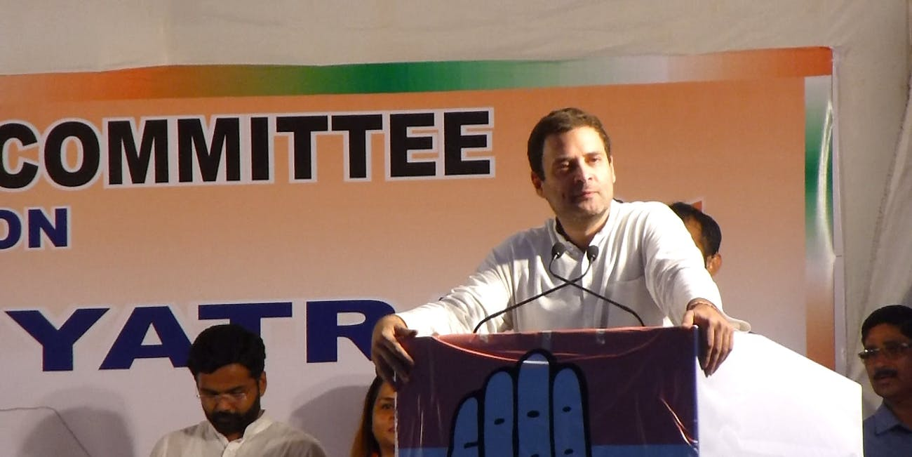 Rahul Gandhi in Goa