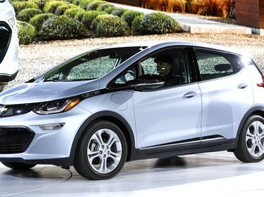Why GM Loses Money on Every Chevrolet Bolt