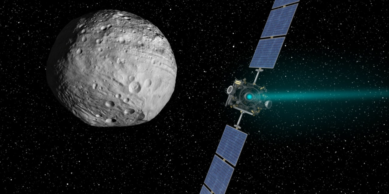 NASA Find on Vesta Shows Water Is Everywhere in the Solar System