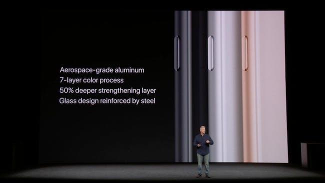 The new iPhone design.
