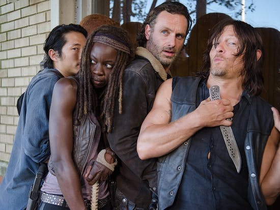 6 Zombie Shows for 'Walking Dead' Fans in Withdrawal