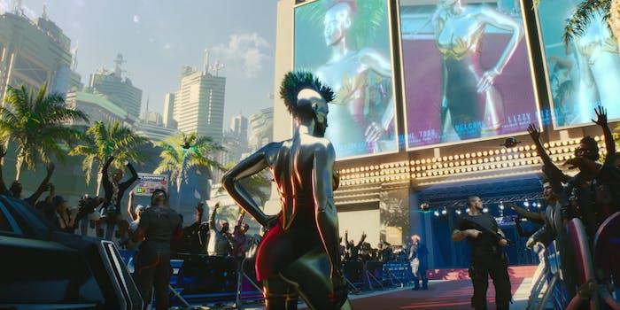 cyberpunk 2077 release date news