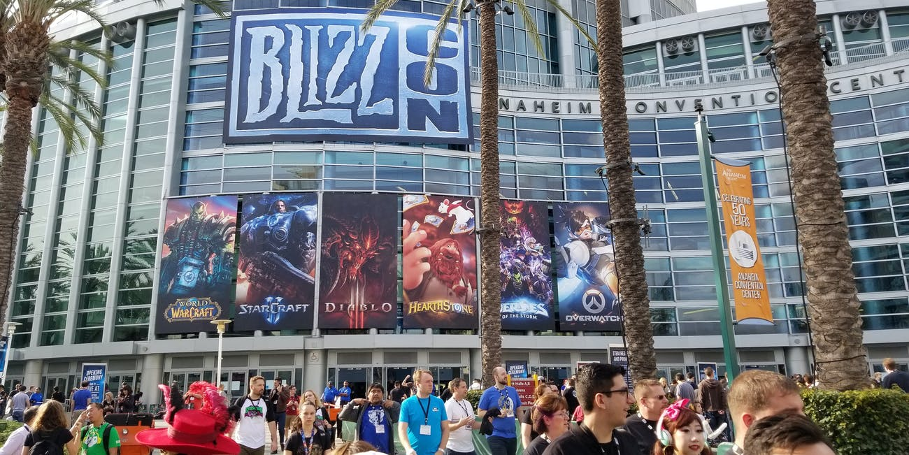 Image result for blizzcon 2019