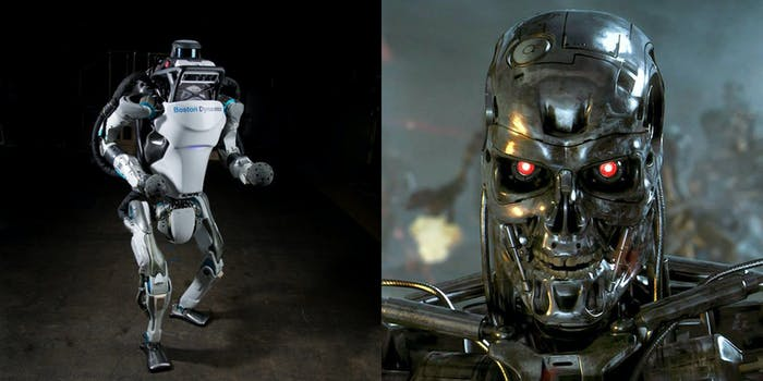 Atlas is n't T-9000