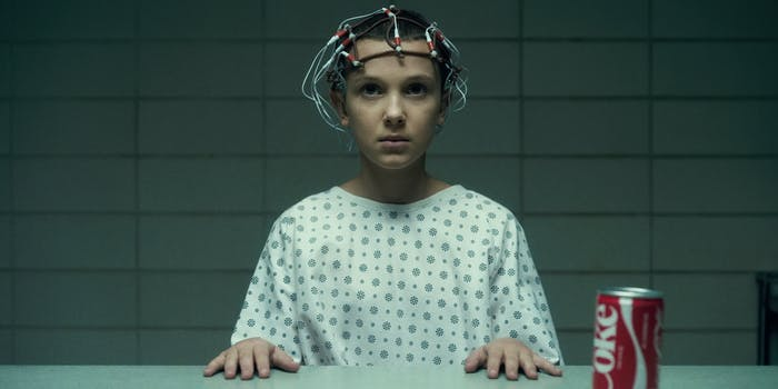 "Netflix data suggests the ""hooked episode"" of 'Stranger Things' is Episode 2."