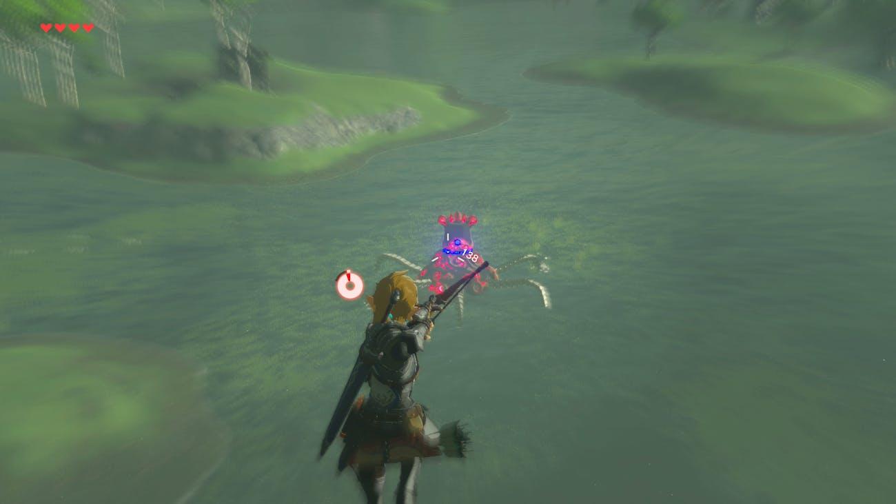 The 5 Best Challenge Runs in Zelda Breath of the Wild