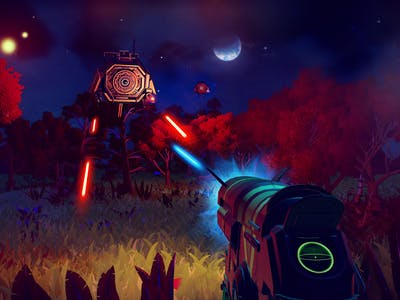 A Beginner's Guide to Dealing With 'No Man's Sky' Sentinels
