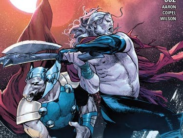 Thor Has Trippy, Disturbing Nightmares About His Hammer