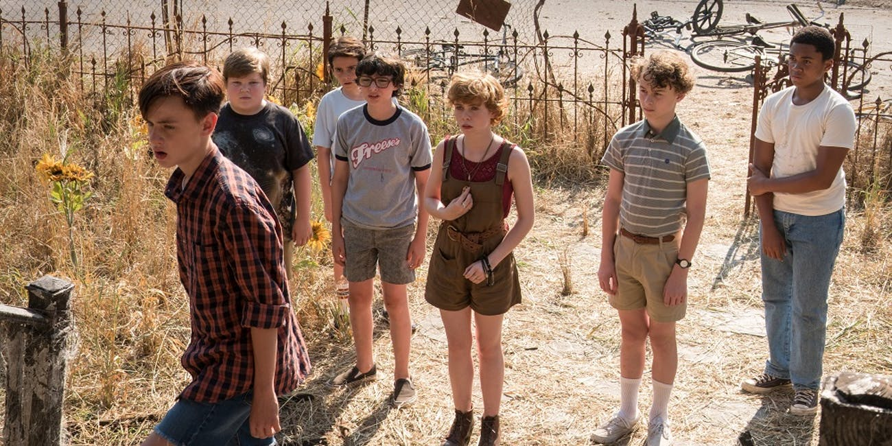 Young Losers Club in It