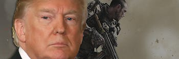Donald Trump Call of Duty