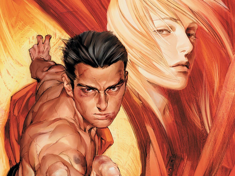 'One Punch Man' and 7 Other Kick-Ass Comics about Martial Arts