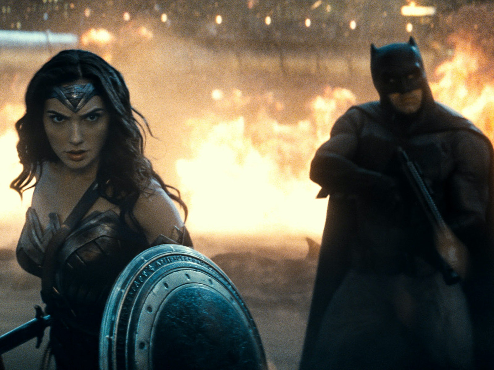 Let's Get Batman and Wonder Woman on TV