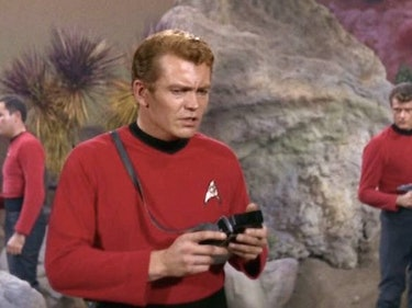 'Star Trek' Redshirt Death Myths Debunked by Mathematician