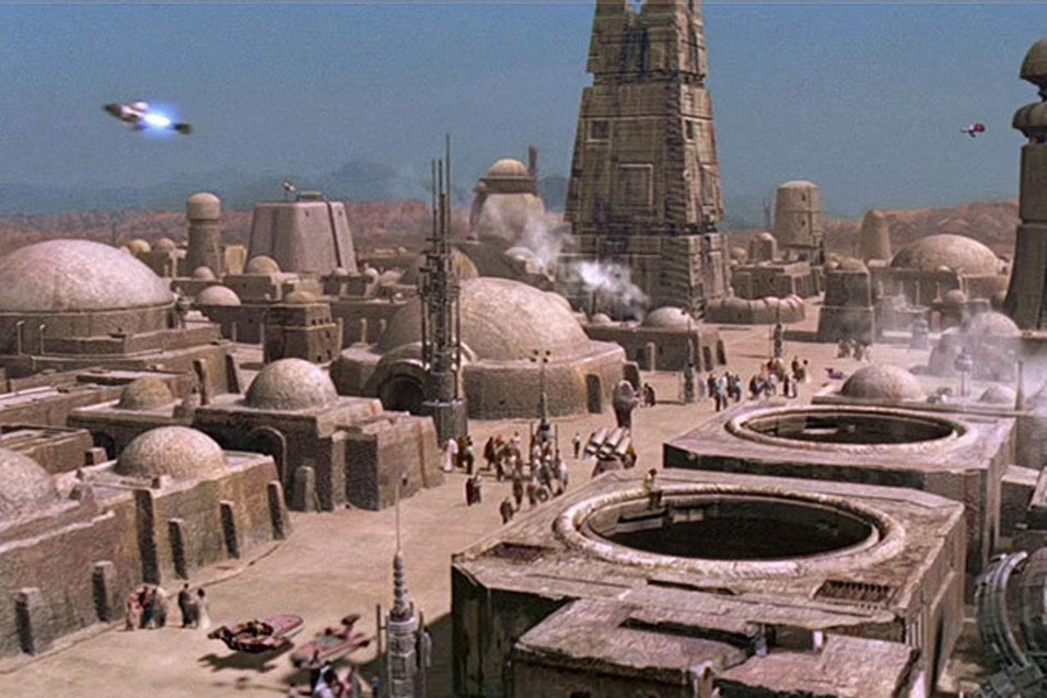 The Outrider of Mos Eisley
