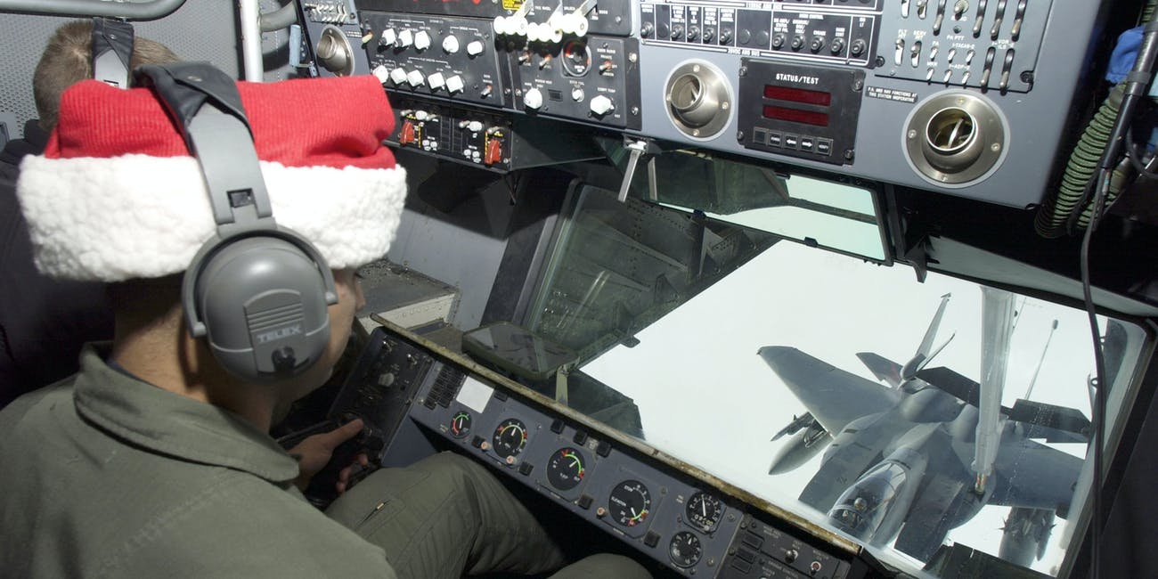 NORAD Tracks Santa: What Happens Now with All the Sled-Watching Tech ...