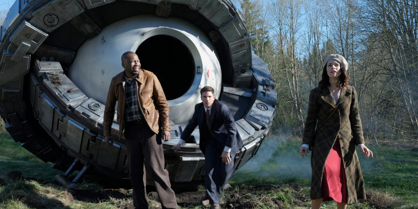 """The show """"Timeless"""" gets time travel wrong."""