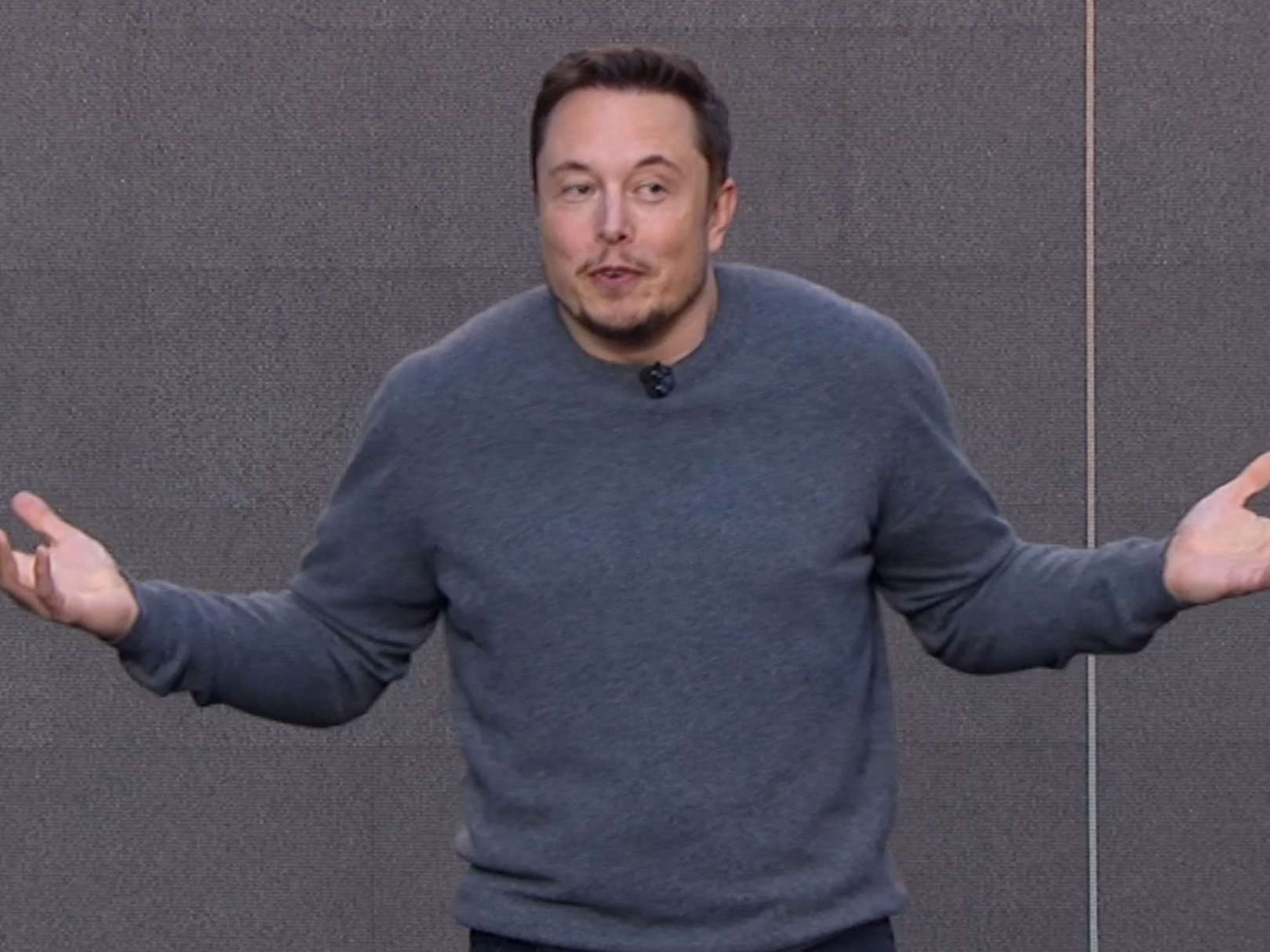 """Elon Musk Plays Solar Salesman: """"Check Out the Sweet Roof"""""""