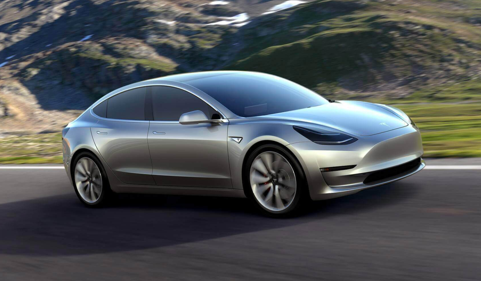 a major tesla model 3 component just entered production inverse rh inverse com
