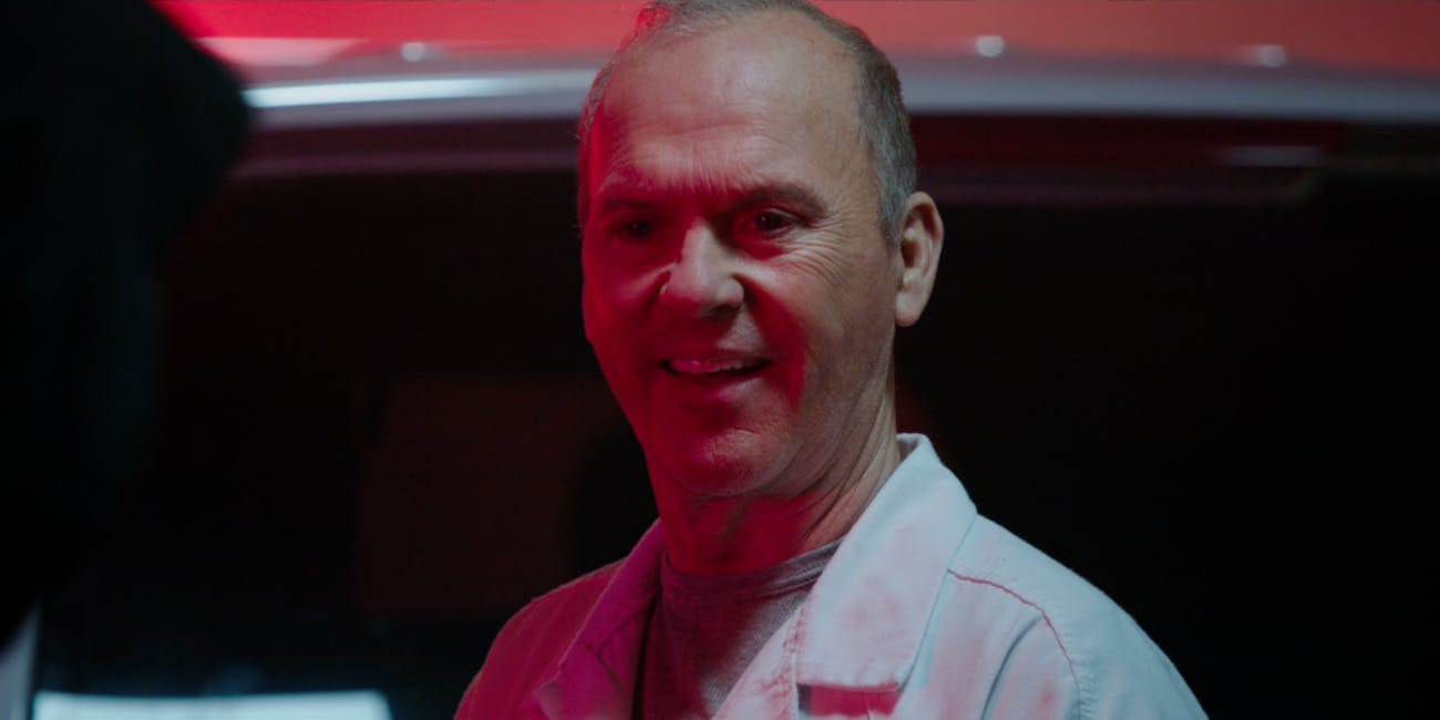 Spider-Man Vulture Michael Keaton Morbius