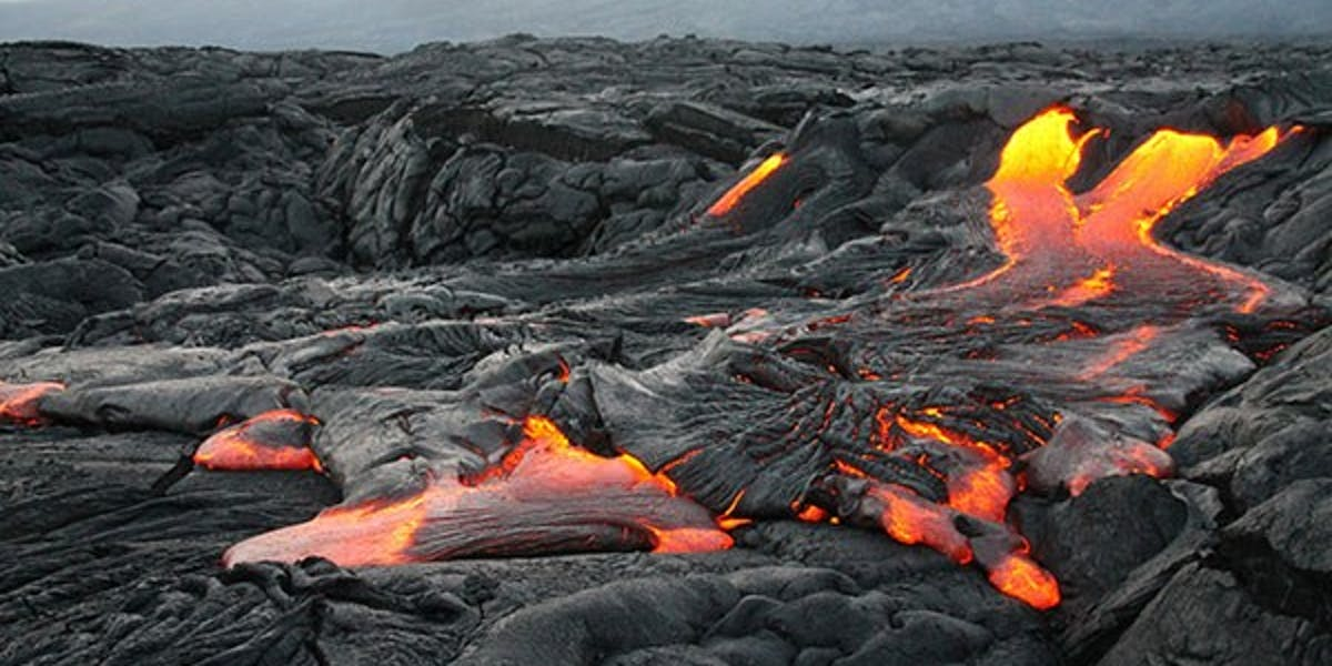 Park Offers Route and Tips for Viewing Lava Flows - Hawai'i ...