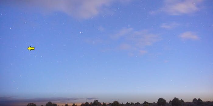 Comet 46P