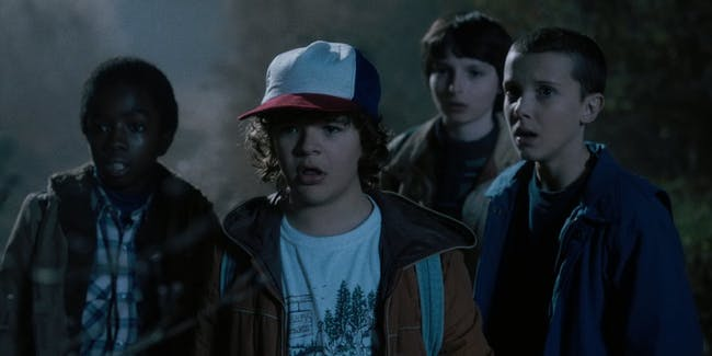 "Dustin played by Gaten Matarazzo in ""Stranger Things."""