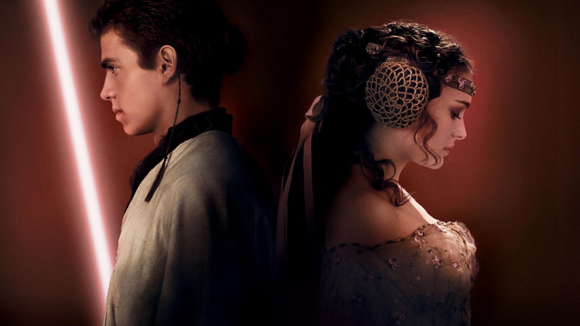 Anakin skywalker and princess padme sex