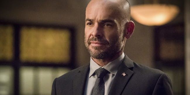Arrow Season 7 paul blackthorne