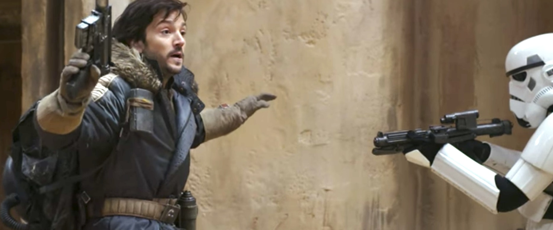 "Cassian's like ""get it over with already."""
