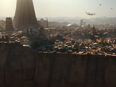 Everything You Need to Know About the Moon Jedha for 'Rogue One'