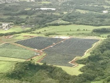 Aerial Photos Reveal the Massive Tesla Solar Panels Powering Hawaii