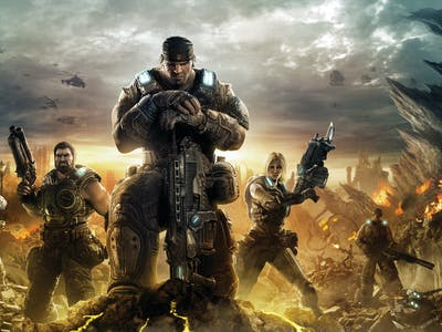 Every 'Gears of War' Will Be Playable on Xbox One Starting December 1
