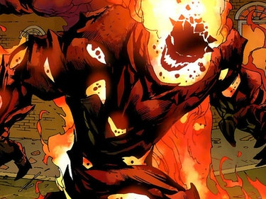 What's With Dormammu's Big Evil Face in 'Doctor Strange'?