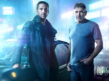 Sensible T-Shirts Dominate New 'Blade Runner 2049' Photos