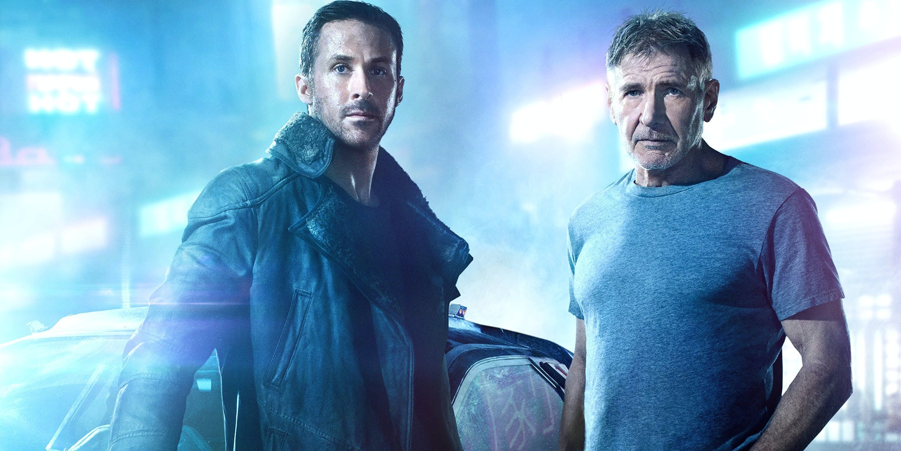 Sensible T-Shirts Dominate New 'Blade Runner 2049' Photos